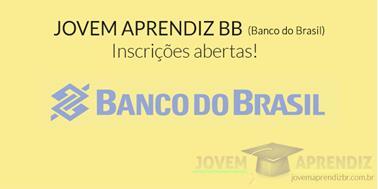 Jovem Aprendiz Banco do Brasil: Inscrições