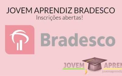Jovem Aprendiz Bradesco – Inscrições