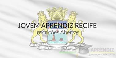 Jovem Aprendiz Recife: Inscrições abertas