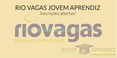 Rio Vagas Jovem Aprendiz: Inscrições