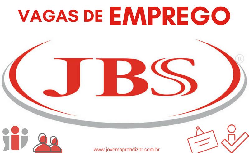 VAGAS DE EMPREGO -jbs