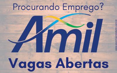 Amil – Vagas de Emprego Abertas