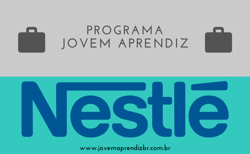 Jovem Aprendiz Nestlé