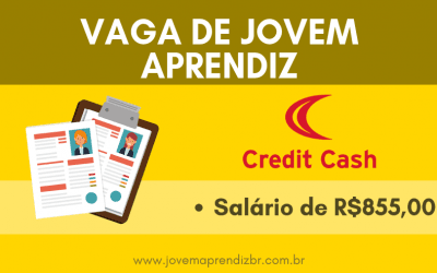 Jovem Aprendiz Credit Cash