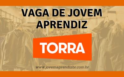 Jovem Aprendiz Lojas Torra