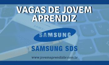 Jovem Aprendiz Samsung SDS
