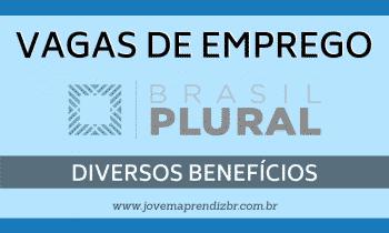 Vagas de Emprego Brasil Plural