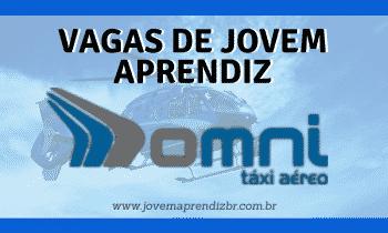 Jovem Aprendiz Omni Táxi Aéreo