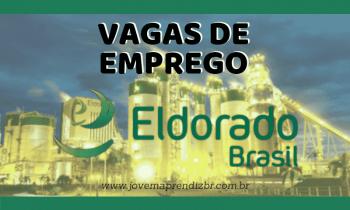 Vagas de Emprego Eldorado Brasil