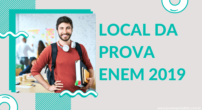 Local da Prova do ENEM