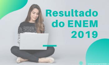 Consulta ao Resultado ENEM 2019 – Confira Como Foi na Prova!