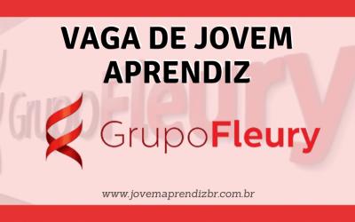 Jovem Aprendiz Grupo Fleury