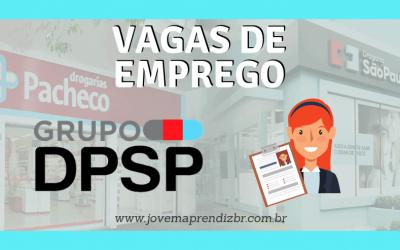 Vagas de Emprego Grupo DPSP