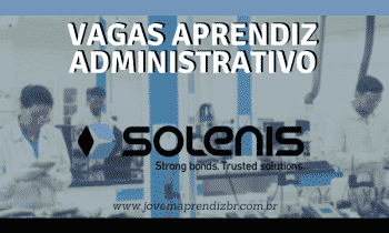 Aprendiz Administrativo – Empresa Solenis