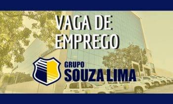 Vaga de Emprego Grupo Souza Lima