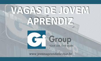 Vagas Jovem Aprendiz Gi Group