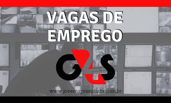 Vagas da G4S