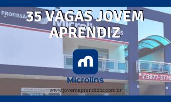 Jovem Aprendiz Microlins – 35 Vagas