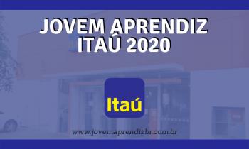 Jovem Aprendiz Itaú 2020 – Faça sua inscrição