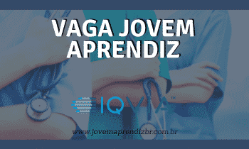 Vaga Jovem Aprendiz IQVIA