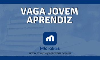 Vaga Jovem Aprendiz Microlins