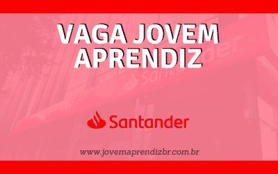 Vaga Jovem Aprendiz Santander