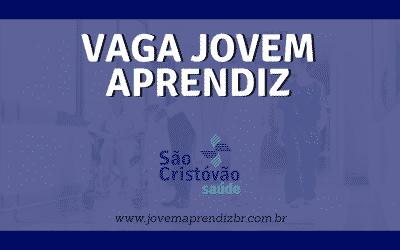 Vaga Jovem Aprendiz Hospital São Cristóvão
