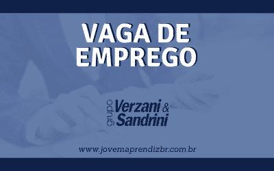 Vaga de emprego Verzani & Sandrini
