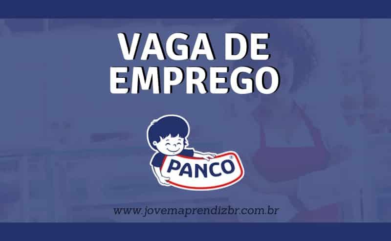 Vaga de emprego na Panco!